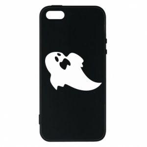 Etui na iPhone 5/5S/SE Scared ghost