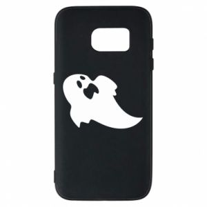 Etui na Samsung S7 Scared ghost