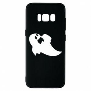 Etui na Samsung S8 Scared ghost