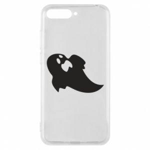 Etui na Huawei Y6 2018 Scared ghost