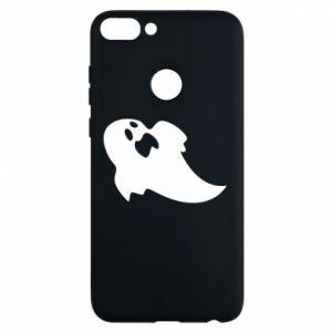 Etui na Huawei P Smart Scared ghost