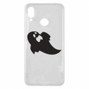 Etui na Huawei P Smart Plus Scared ghost