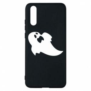 Etui na Huawei P20 Scared ghost
