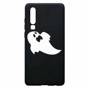 Etui na Huawei P30 Scared ghost