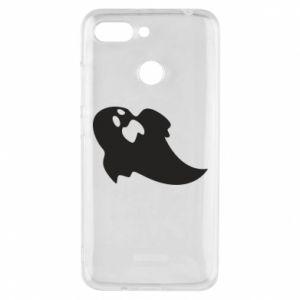 Etui na Xiaomi Redmi 6 Scared ghost