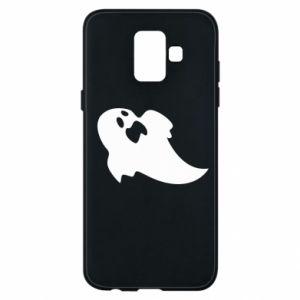 Etui na Samsung A6 2018 Scared ghost