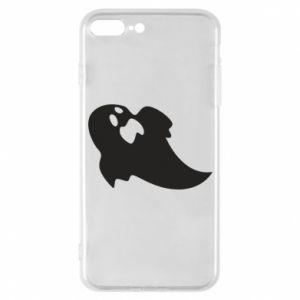 Etui na iPhone 7 Plus Scared ghost