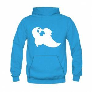 Bluza z kapturem dziecięca Scared ghost