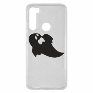Etui na Xiaomi Redmi Note 8 Scared ghost