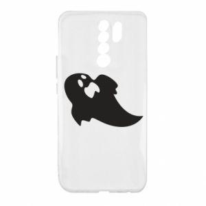 Etui na Xiaomi Redmi 9 Scared ghost