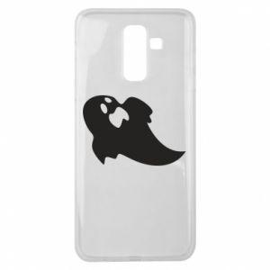 Etui na Samsung J8 2018 Scared ghost