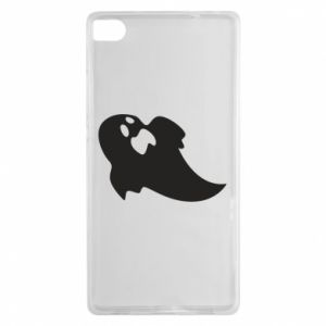 Etui na Huawei P8 Scared ghost