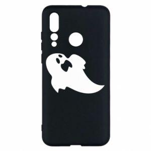 Etui na Huawei Nova 4 Scared ghost
