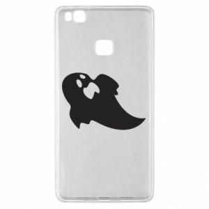 Etui na Huawei P9 Lite Scared ghost