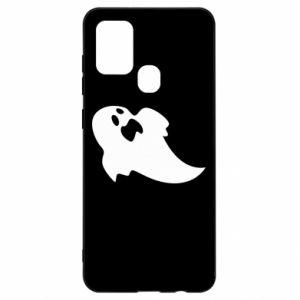 Etui na Samsung A21s Scared ghost