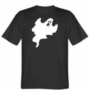 T-shirt Scary ghost - PrintSalon