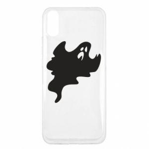 Etui na Xiaomi Redmi 9a Scary ghost