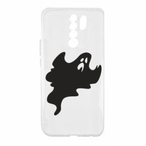 Etui na Xiaomi Redmi 9 Scary ghost