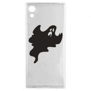 Etui na Sony Xperia XA1 Scary ghost