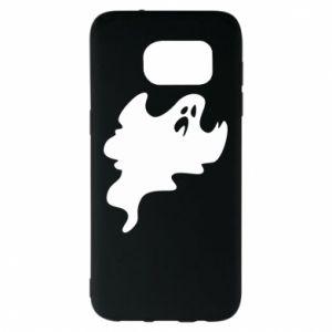 Etui na Samsung S7 EDGE Scary ghost