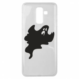 Etui na Samsung J8 2018 Scary ghost