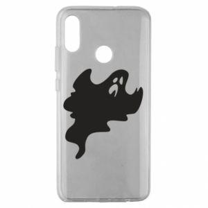 Etui na Huawei Honor 10 Lite Scary ghost