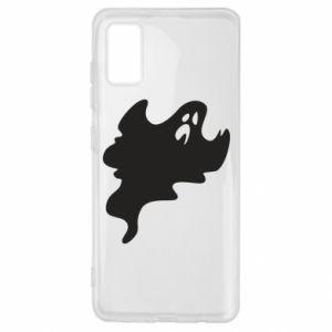 Etui na Samsung A41 Scary ghost