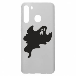 Etui na Samsung A21 Scary ghost