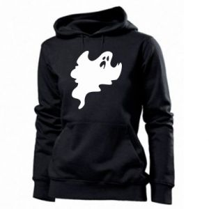 Women's hoodies Scary ghost - PrintSalon