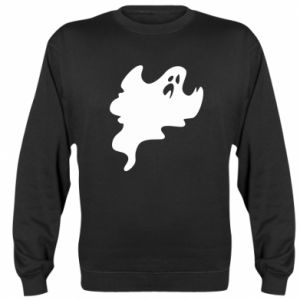 Sweatshirt Scary ghost - PrintSalon