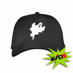 Kids' cap Scary ghost - PrintSalon