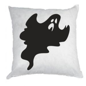 Pillow Scary ghost - PrintSalon