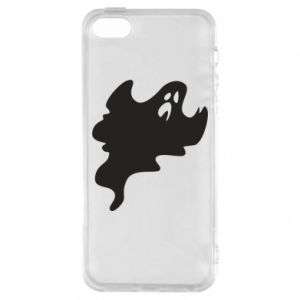 Phone case for iPhone 5/5S/SE Scary ghost - PrintSalon