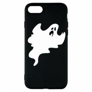 Phone case for iPhone 7 Scary ghost - PrintSalon
