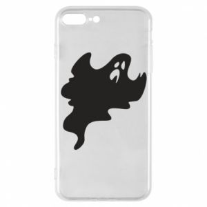 Phone case for iPhone 7 Plus Scary ghost - PrintSalon