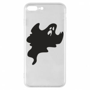 Phone case for iPhone 8 Plus Scary ghost - PrintSalon