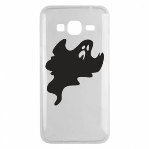 Phone case for Samsung J3 2016 Scary ghost