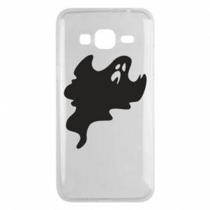 Etui na Samsung J3 2016 Scary ghost