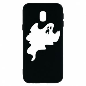 Phone case for Samsung J3 2017 Scary ghost - PrintSalon