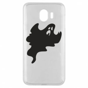 Phone case for Samsung J4 Scary ghost - PrintSalon