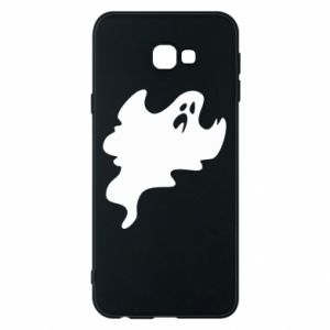Phone case for Samsung J4 Plus 2018 Scary ghost - PrintSalon