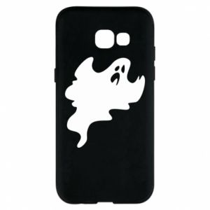 Phone case for Samsung A5 2017 Scary ghost - PrintSalon