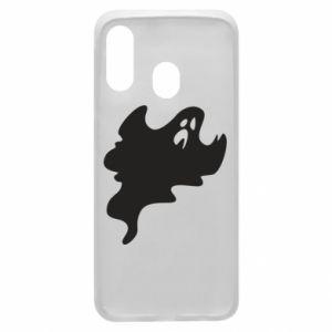 Etui na Samsung A40 Scary ghost
