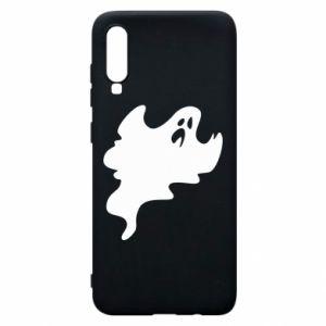 Etui na Samsung A70 Scary ghost