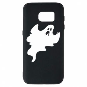 Phone case for Samsung S7 Scary ghost - PrintSalon