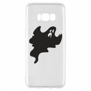 Phone case for Samsung S8 Scary ghost - PrintSalon