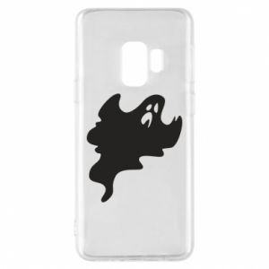 Phone case for Samsung S9 Scary ghost - PrintSalon