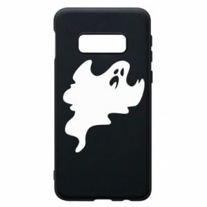 Phone case for Samsung S10e Scary ghost - PrintSalon