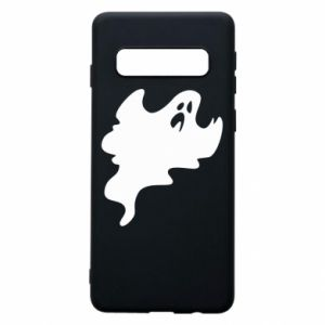 Phone case for Samsung S10 Scary ghost - PrintSalon