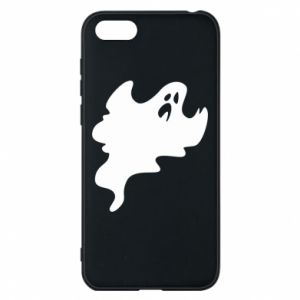 Phone case for Huawei Y5 2018 Scary ghost - PrintSalon